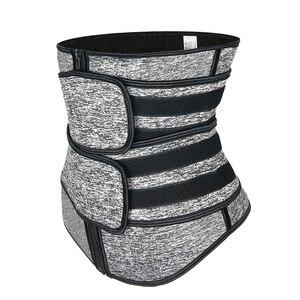Image 1 - אישה גוף Shaper מחוך מותניים מאמן בטן הרזיה נדן הפחתת מחוכים משקל אובדן Shapewear בטן מעצבי דוגמנות חגורה