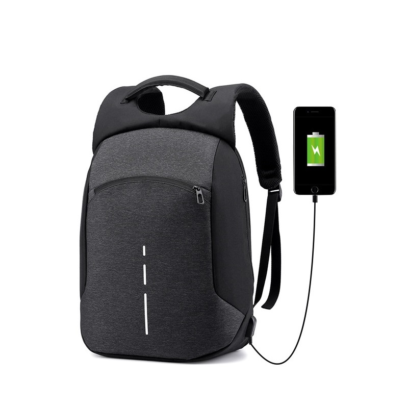 Waterproof Laptop Backpack 17.3 Inch Man Usb Charging  Backpack For Laptop 17 Inch Men Business Travel Back Pack Bags 2019 New