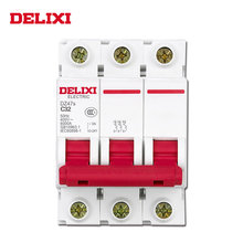 Delixi в формованном корпусе автоматический выключатель dz47s