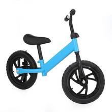 Bebek denge bisiklet yürüteç çocuklar oyuncak araba hediye için 2-6 yaş çocuklar öğrenme için iki tekerlekli Scooter yok ayak pedalı bisiklet