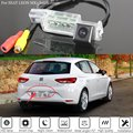 Yeshibation камера заднего вида для SEAT LEON MK3 hatch coupe 2012 ~ 2017 2013 2015 камера заднего вида ночного видения камера номерного знака