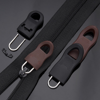 16Pcs 8Pcs Kleidung Ersatz Zipper Puller Für Kleidung Zip Fixer Für Reisetasche Koffer Rucksack Zipper Pull Fixer für Zelt