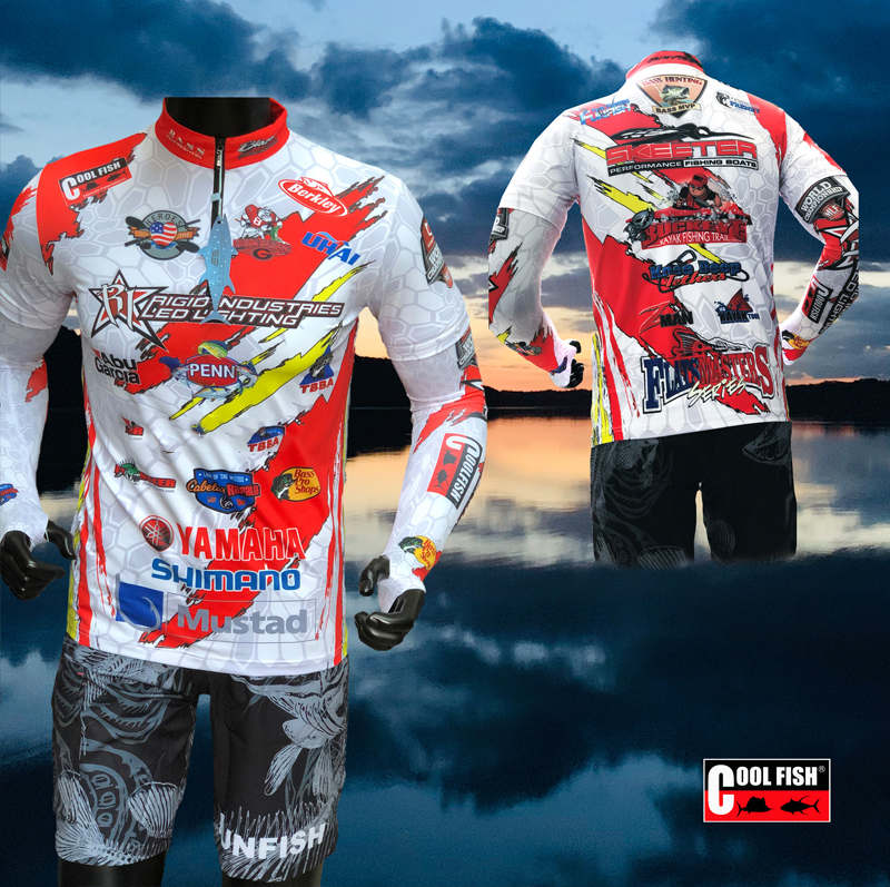 ultrafinos secagem rápida camisas de pesca