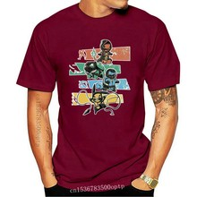T-Shirt Papa Roach Pizza noir
