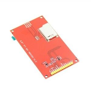 Image 5 - 3.5 אינץ 480x320 הסידורי SPI TFT LCD מודול תצוגת מסך ללא לחץ לוח נהג IC ILI9488 עבור MCU