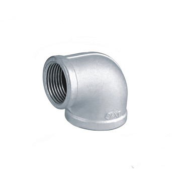1X3/4 F/F 90 Degree Threaded Elbow Reducer Pipe Fitting Stainless Steel SS304 1 4 tee 3 way f f f threaded pipe fittings stainless steel ss304 female x female x female 3 ways tee 39mm length