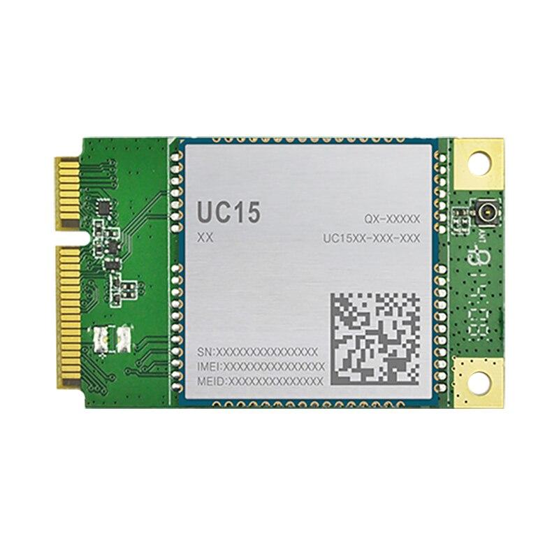 UC15 UC15-E Mini Pcie UMTS/HSDPA Worldwide UMTS/HSDPA And GSM/GPRS/EDGE 3g Module For EMEA/ APAC
