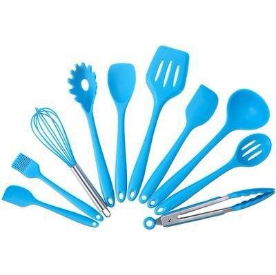 antiaderente ferramentas de cozimento colher cozinha acessórios kichen