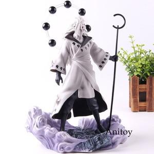 Naruto Uchiha Madara Ootutuki Hagoromo Rikudo Sennin Figure Anime Figurine Naruto Action Figure PVC Collection Model Toy(China)