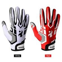 Lixada противоскользящие бейсбольные перчатки для взрослых, спортивные Бейсбольные ватные перчатки, софтбольные ватные Перчатки для фитнеса, товары для охоты и велоспорта