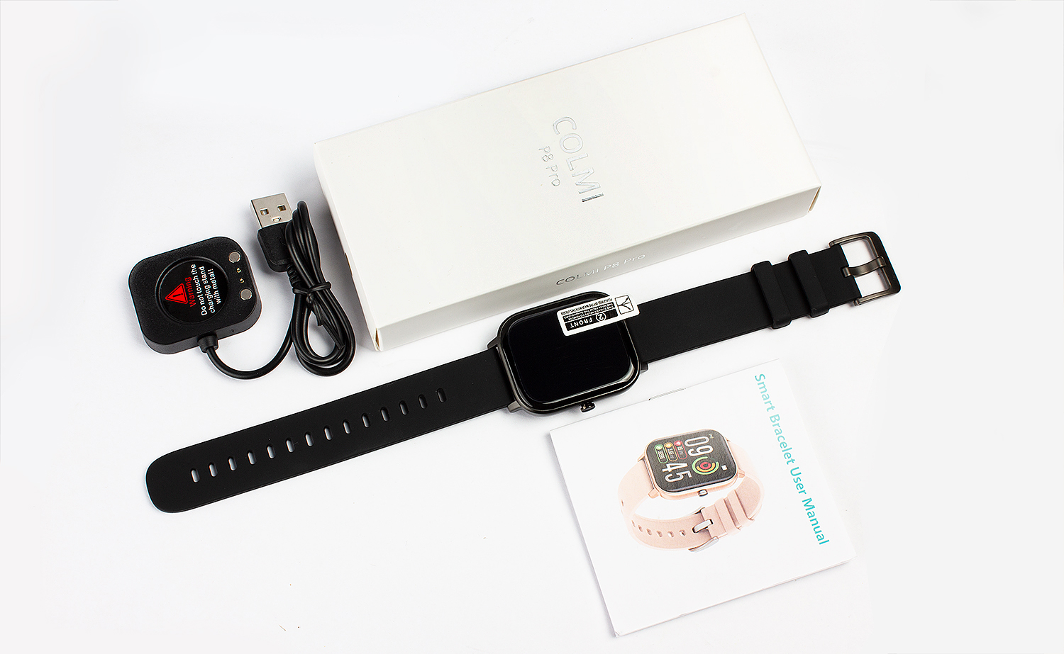 COLMI P8 Pro Smart Watch with Heart Rate Monitor 11