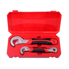 Universal Wrench hand tool Set Pipe wrench Multitool Car Repair Tool Wrenchs Ratchet Bicycle Mechanic Torque key wrench set