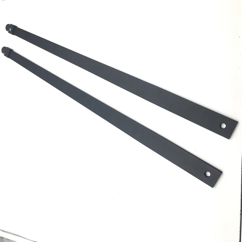 Length 60 Cm  Bow Pieces For Straight Bows 30 To 50 Lbs Outdoor Sports Hunting 2 Bow Pieces Weight 400g High Strength