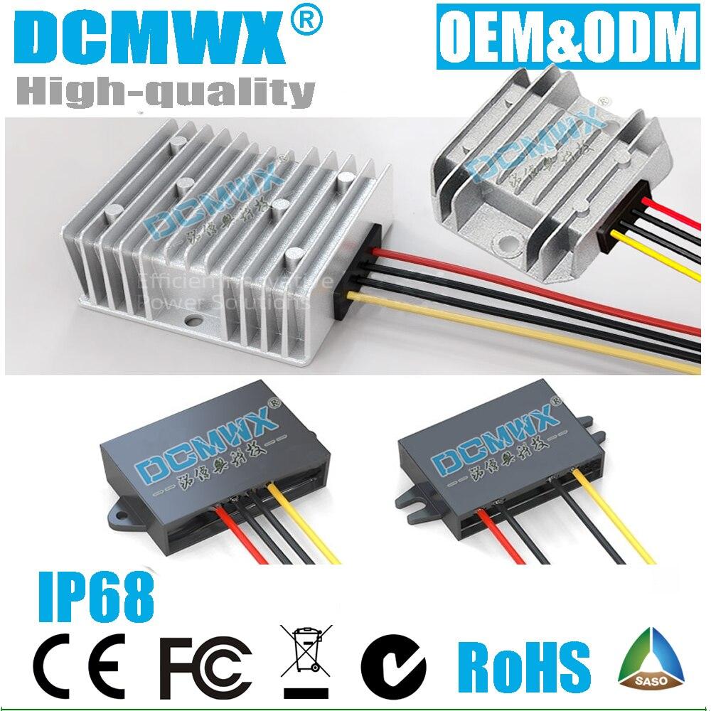 DC 12V 24V 36V 48V 58V 60V 72V 80V 90V à 5V convertisseur abaisseur batterie de voiture ou alimentation à découpage buck 5V tension constante
