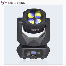 Light-Beam Moving-Head Bee-Eyes-Effect Disco Party LED Stage 4-Colors 100W 4x25w