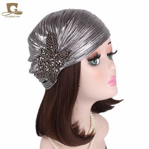 New High Bronzing Fold India Cap Africans Turban Amazon Selling Source Tjm - 79 - C