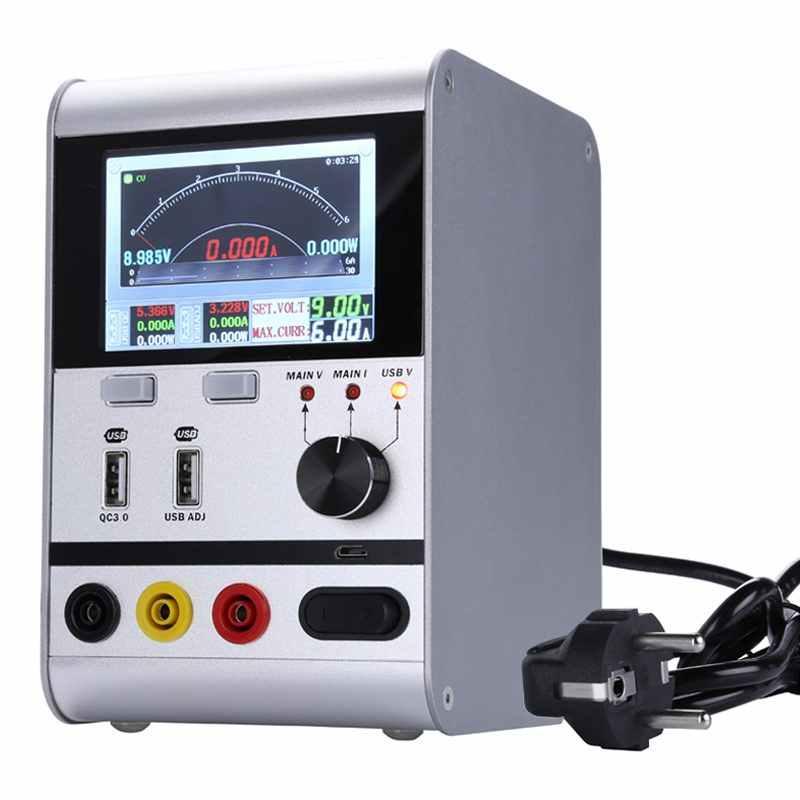 HR1203 12V 3A Intelligent Voltage Regulator Current Power 3A Oscilloscope Meter