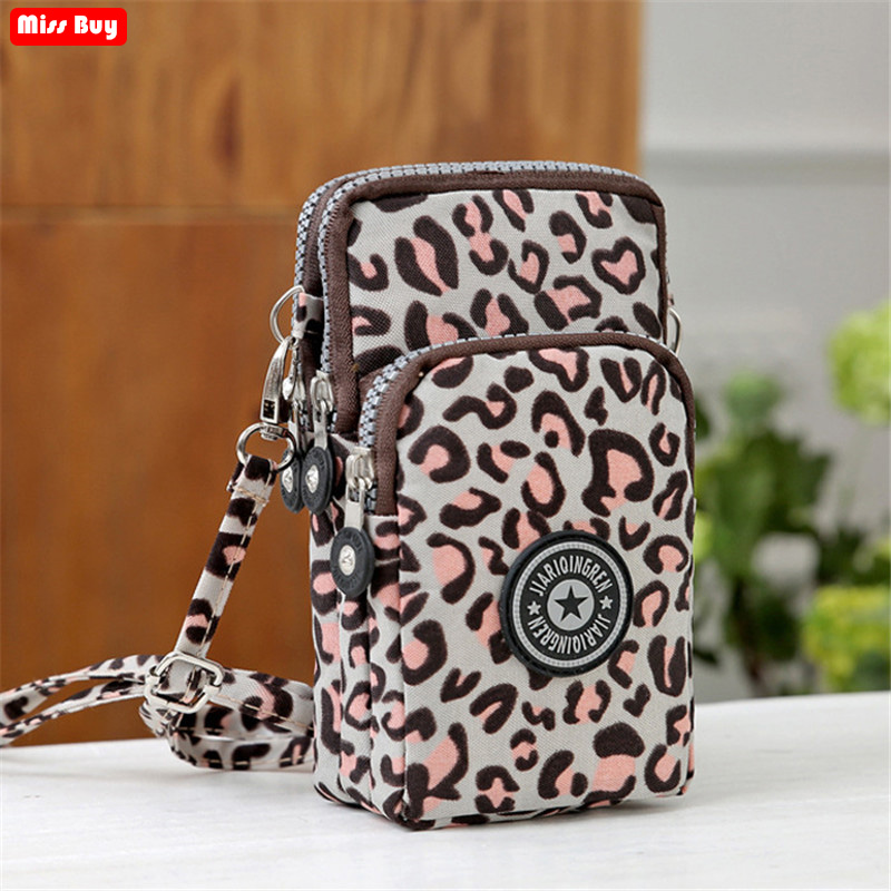 Universal Mobile Phone Bag For Samsung iPhone Huawei HTC LG Wallet Case Outdoor Arm Shoulder Cover Innrech Market.com