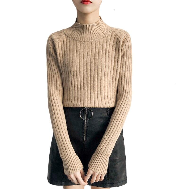 Coltrui Kashmir Trui Women Trui Herfst Winter  Fashion Long Mouw Soft Warm Jumper Women's Sweaters Trui CM954