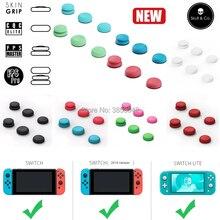 20 Sets Skull & Co. Fps Master Cqc Elite Joystick Cap Thumbstick Cover Voor Nintend Nintendo Switch Vreugde Con Controller Voor Lite