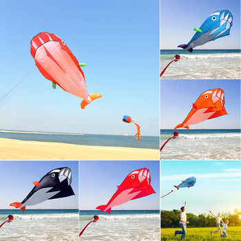 120cm x 210cm Super Huge Kite Stunt Kids Kites Toys Kite Flying Long Tail Outdoor Fun Sports Educational Gifts Kites for Adults