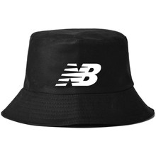 Branded Summer Bucket Hat for Men Women Fashion Cotton Bob Panama Sun Hat Beach Fisherman Hat 2021 Bucket Hats