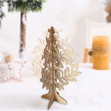 2020 New Year Christmas Family Handmade Pendant Gift Decoration christmas decorations for home(China)