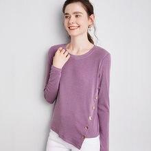 T Hemd Frühling Herbst Neue Frauen Shirts Übergroßen Langarm Lose Beiläufige T-shirts Weibliche Koreanische Tops 3XL AE0086