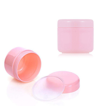 30Pcs 10g/20g/30g/50g/100g Empty Makeup Jar Pot Refillable Sample bottles Travel Face Cream Lotion Cosmetic Container White 4