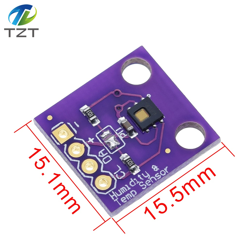 GY-213V-HDC1080 Digital High Precision Humidity Temperature Sensor Module WO