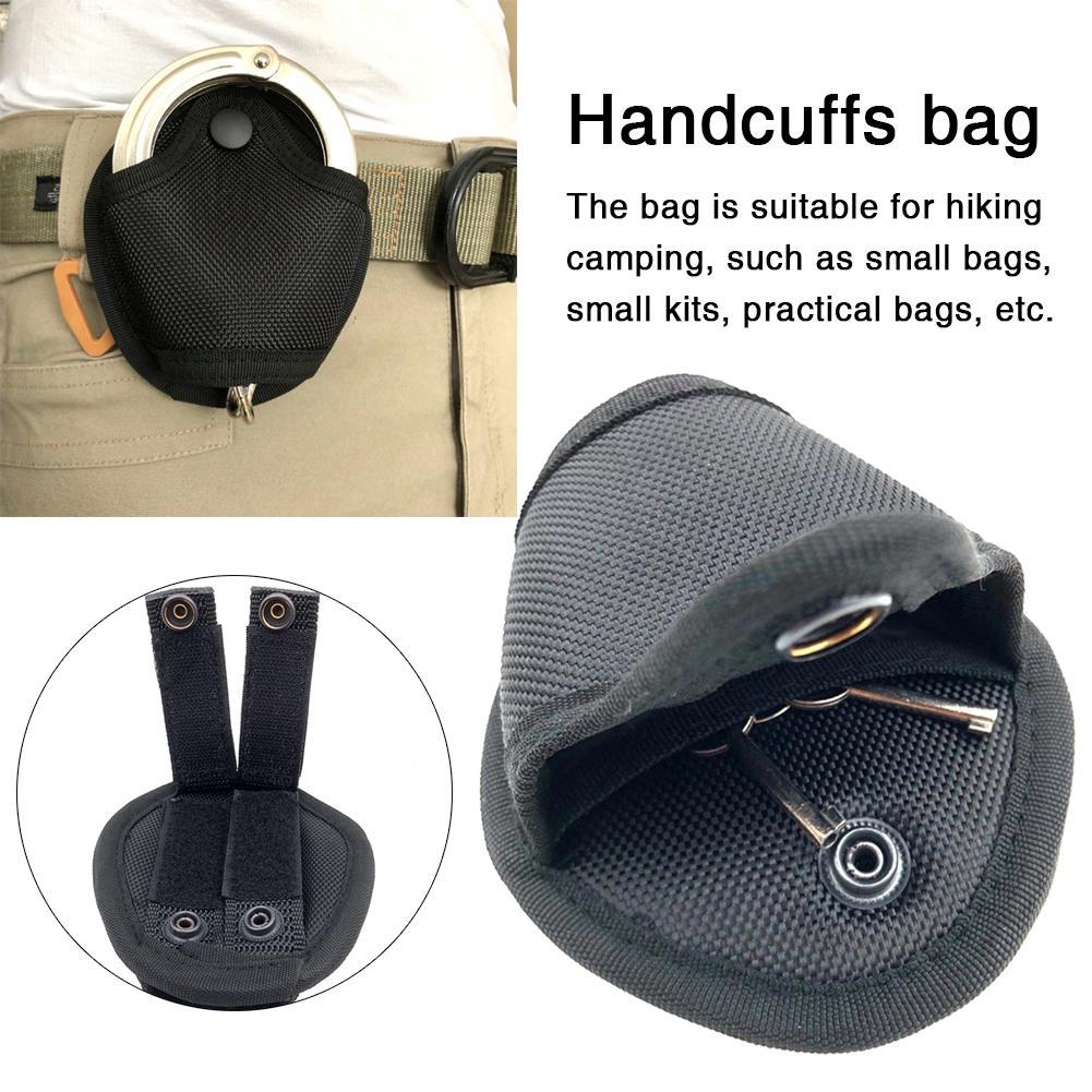 Spor ve Eğlence'ten Dış Mekan Aletleri'de Açık çok fonksiyonlu el çantası küçük bel çantası kelepçe koruyucu kapak// title=