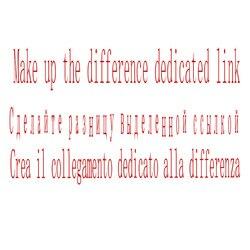 Uzupełnij różnicę dedykowany link WH1001