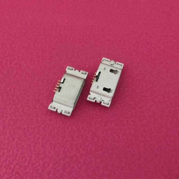 10pcs micro usb charge charging connector plug dock socket port For Asus ZenFone Go TV ZB551KL X013D image
