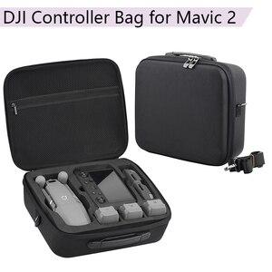 Image 1 - สำหรับDJI Mavic 2 Proซูมรีโมทคอนโทรลไนลอนกระเป๋าสะพายกระเป๋าถือDJI Smart ControllerสำหรับMavic 2 อุปกรณ์เสริม