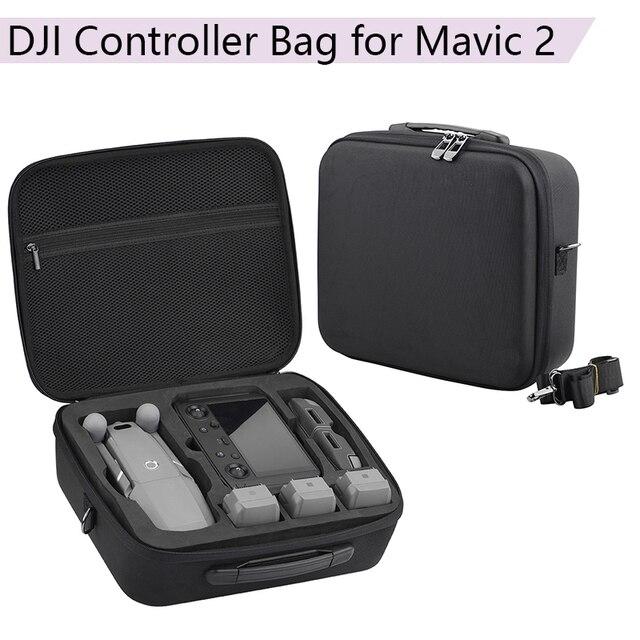สำหรับDJI Mavic 2 Proซูมรีโมทคอนโทรลไนลอนกระเป๋าสะพายกระเป๋าถือDJI Smart ControllerสำหรับMavic 2 อุปกรณ์เสริม