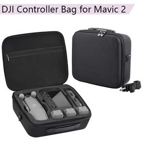 Image 1 - For DJI Mavic 2 Pro Zoom with Screen Remote Control Nylon Shoulder Bag Handbag DJI Smart Controller for Mavic 2 Accessories