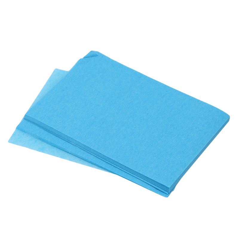 Hot Sale Cleanser Face Tool Tissue Paper High Quality Makeup Cleansing Oil Absorbing Face Paper Absorb Blotting Facial 4 Packs