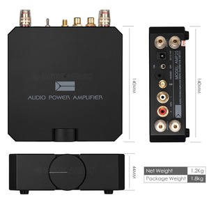 Image 4 - Nobsound High End HIFI Bluetooth 5.0 เครื่องขยายเสียงหูฟังสเตอริโอAMP MOSFET 80W * 2