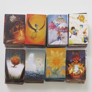 New tell story dixit board game 84 playing cards high quality education game for kids home party fun cards game