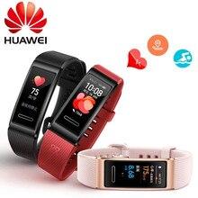 Huawei – montre connectée de sport 4pro/Honor 4, paiement Mobile NFC, détection de létat de santé, étanche