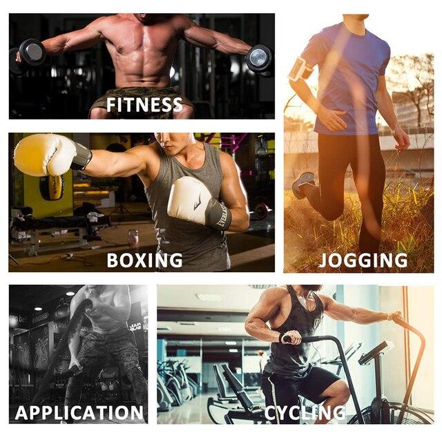 Men Waist Trainer Body Shaper Slimming Belt Support Underwear Sweat Weight Loss Corset Neoprene Sauna Waist Trimmer Belt 5