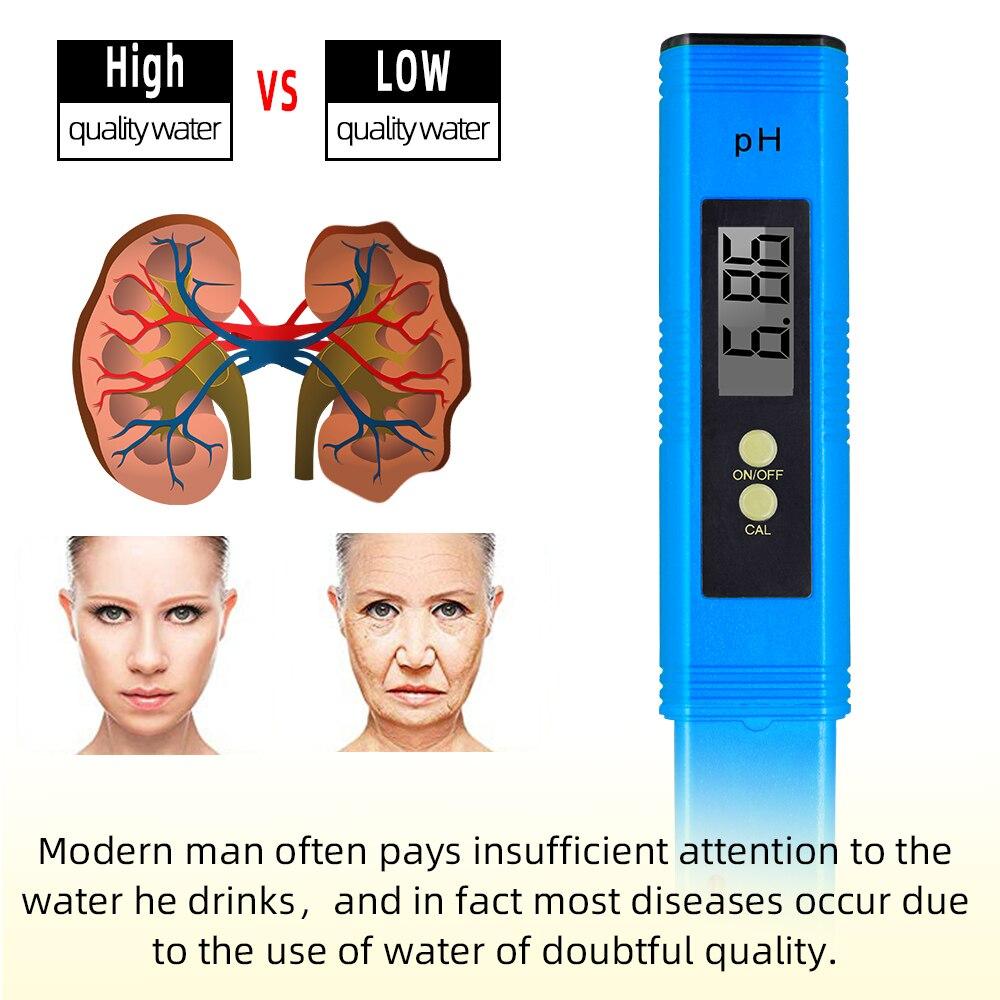 PH009 PH 测试仪带黑边框-蓝色-对比