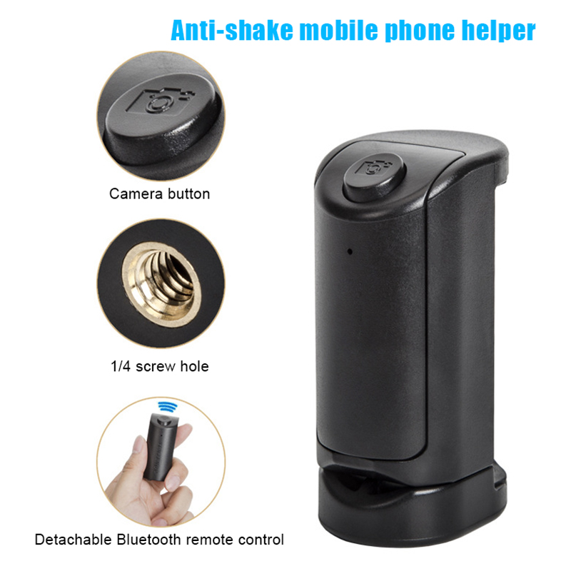 Selfie Booster Grip Handle Bluetooth Photo Stablizer Holder Shutter Release Smartphone TU-shop