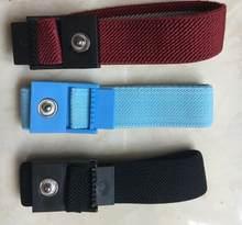 Bracelet de poignet conducteur d'électrothérapie avec électrode à microcourant, 3 couleurs pour appareil de guérison de 3.9mm, 10 pièces (5 paires)