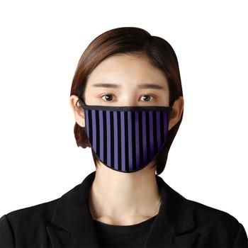 27 styles demon slayer: kimetsu no yaiba cartoon cosplay maskers soft cotton dust masks mouth face masks reusable washable mask