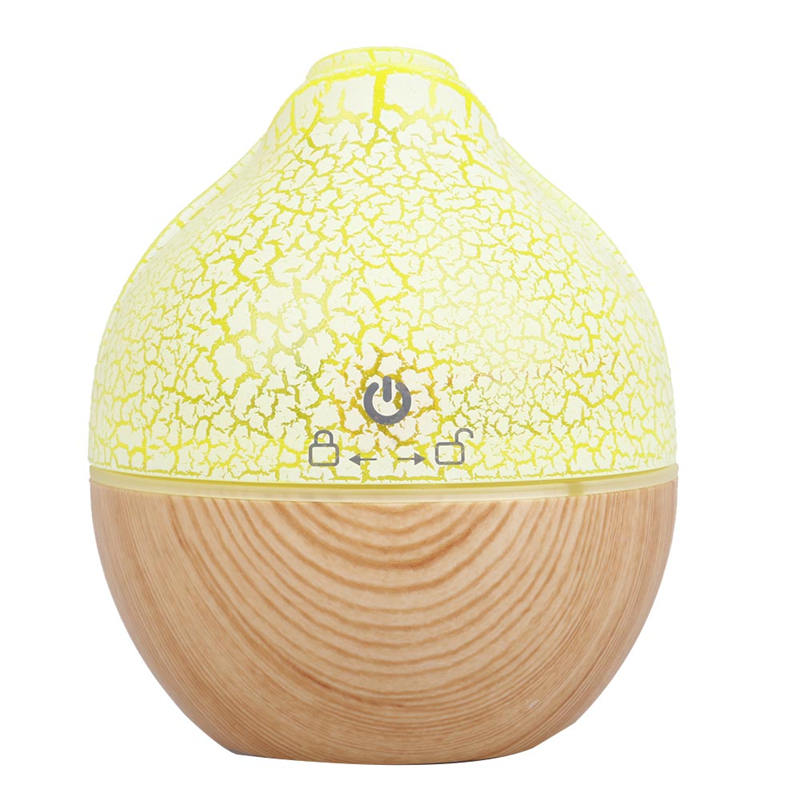 USB Ultrasonic Aroma Humidifier Aromatherapy Diffuser Air Purifier Essential Oil Cool Mist Creative
