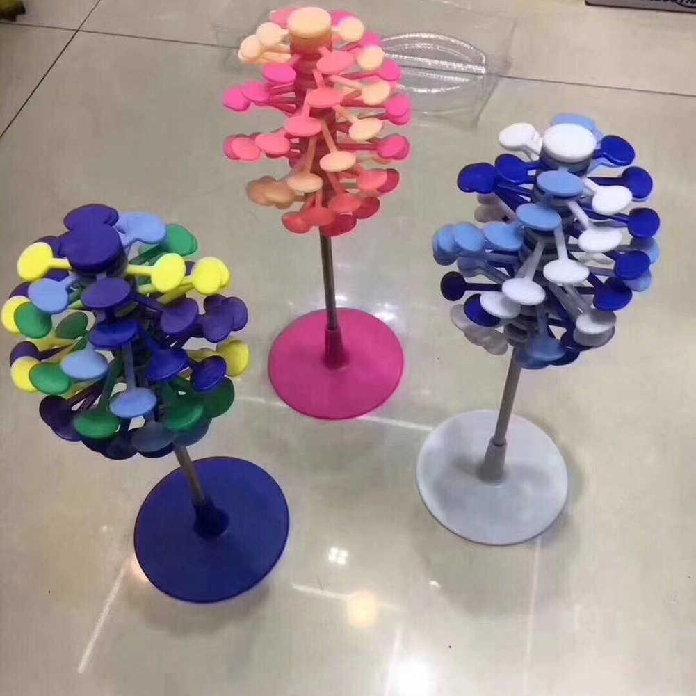 Helicone Lollipop zabawka obrotowa różdżka Stress Relief Home ozdoba na biurko Decor grywalna sztuka zabawki dekompresyjne dzieci bombka na prezent