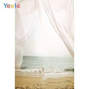 Image 5 - Yeele Window White Curtain Frame Wood Interior Scene Photography Backgrounds Customized Photographic Backdrops for Photo Studio