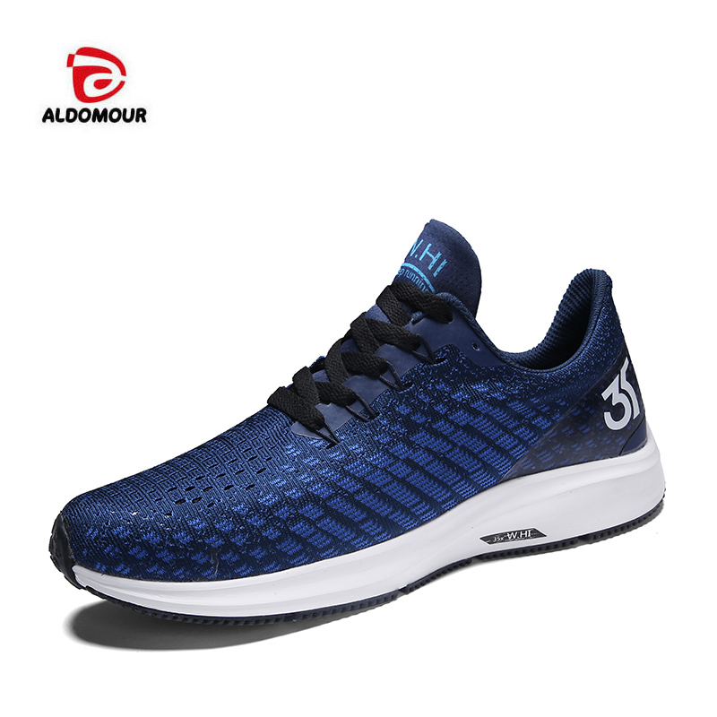 2020 New Most Popular Style Men Running Shoes Outdoor Walking Sneakers Comfortable Athletic Shoes Men For Sport Free Shipping