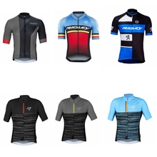 2019 Ridley cycling short jersey men pro team Bicycle shirt Summer MTB bike maillot velo homme clothes clothing top